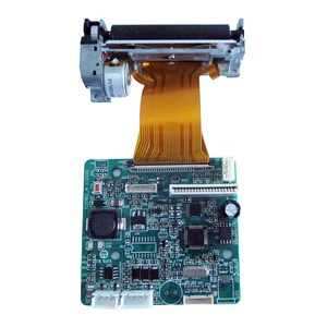 Auto Cutter 2 Inch Thermal Printer Mechanism With PCB
