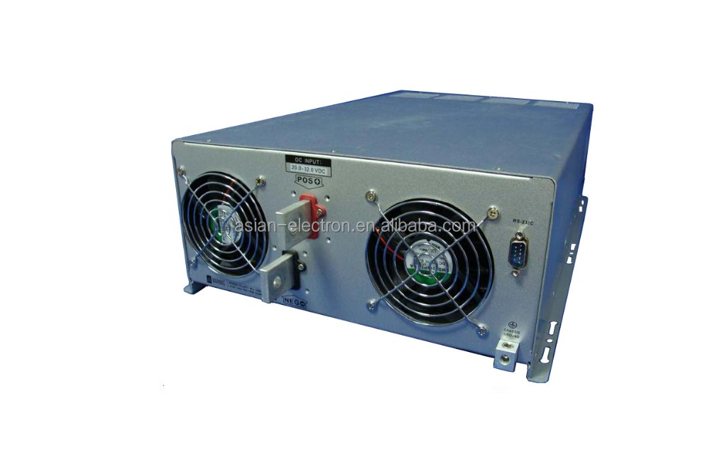 3000W input 110VDC/220VDC long term electrical power provider