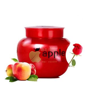 High quality smoothing keratin treatment cream apple spa hair mask