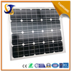 60w monocrystalline Silicon solar panels silicon wafer for solar cell