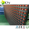Dongguan factory direct price P10 led display module outdoor red led screen module 320mm*160mm/Programmable led signs 1/4 scan
