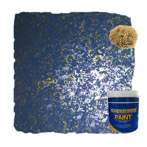 Raw material paint elastic interior wall paint/wall paint texture types