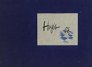 Hugo's Restaurant in Hyatt Regency Hotel Menu 1960's