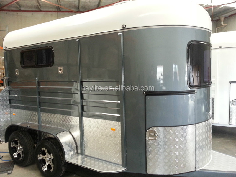horse transport trailer