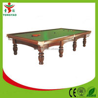 Tongyao Billiards International Standard Pool Snooker Table