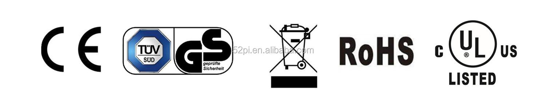 52Pi Original Framboise Pi 3 Modèle B Plus Démarreur Kit avec Étui Ventilateur De Refroidissement Radiateur Ensemble et 5V 2.5A alimentation