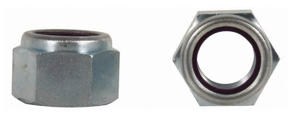 Get Quotations 1 2 12 UNF Grade B Steel Hex Lock Nut With
