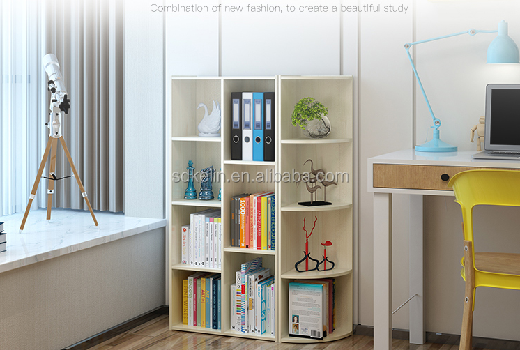 Mdf Bookshelf Suppliers And Manufacturers At Alibaba