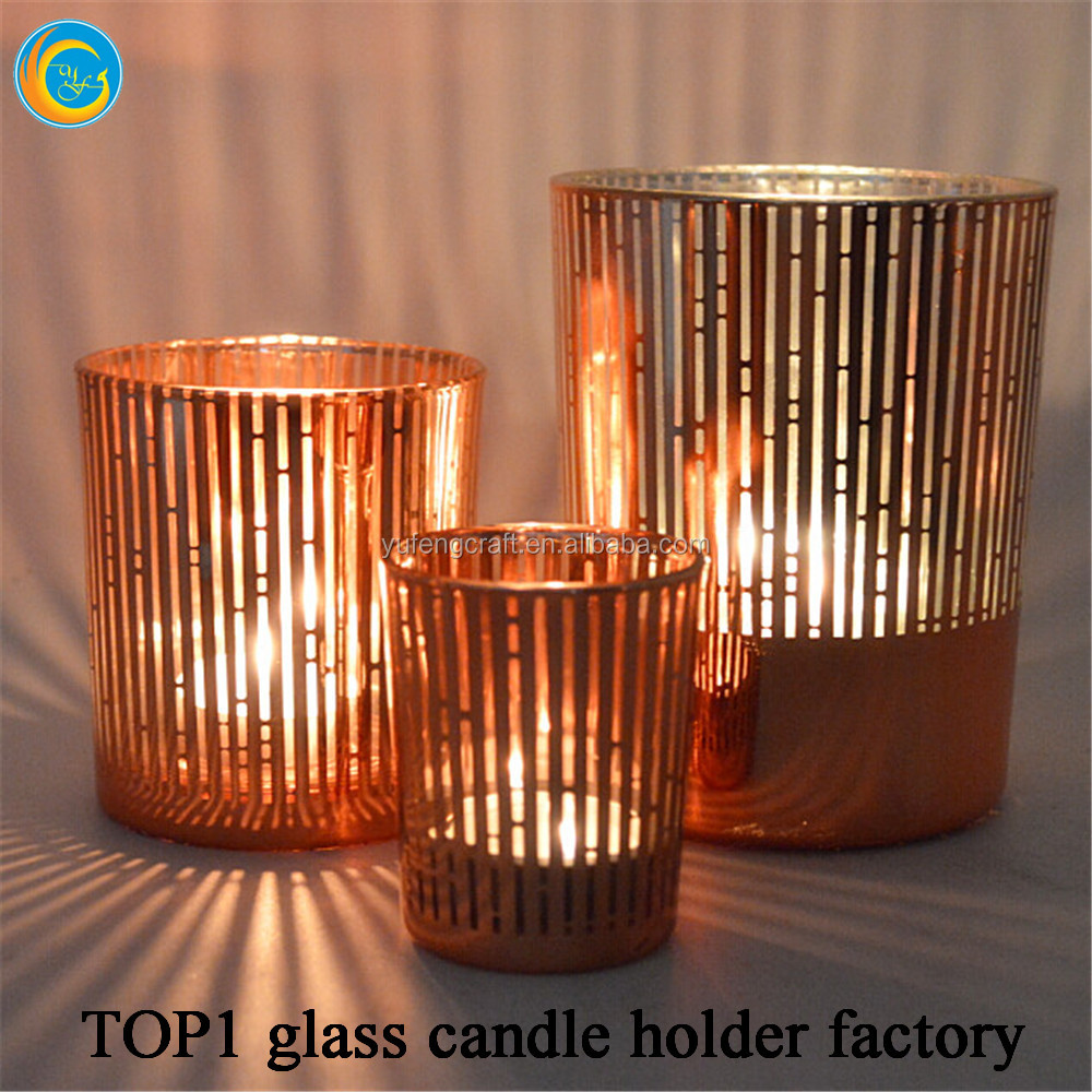 Best Gold Mercury Glass Votive Holders