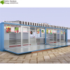 Low Cost Prefab Homes Restaurant container cafe for sale