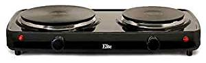 Cooktops Double Buffet Burner Stove Electric Hot Cooking Portable Kitchen Outdoor Camping Electric Kitchen Stove