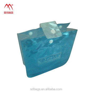 China Direct Factory Top Quality Personalized customized waterproof transparent pvc bag