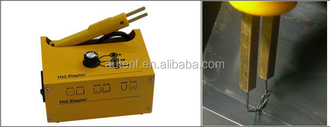Hot Nietmachine/Plastic Reparatie Kit/Plastic Lasmachine