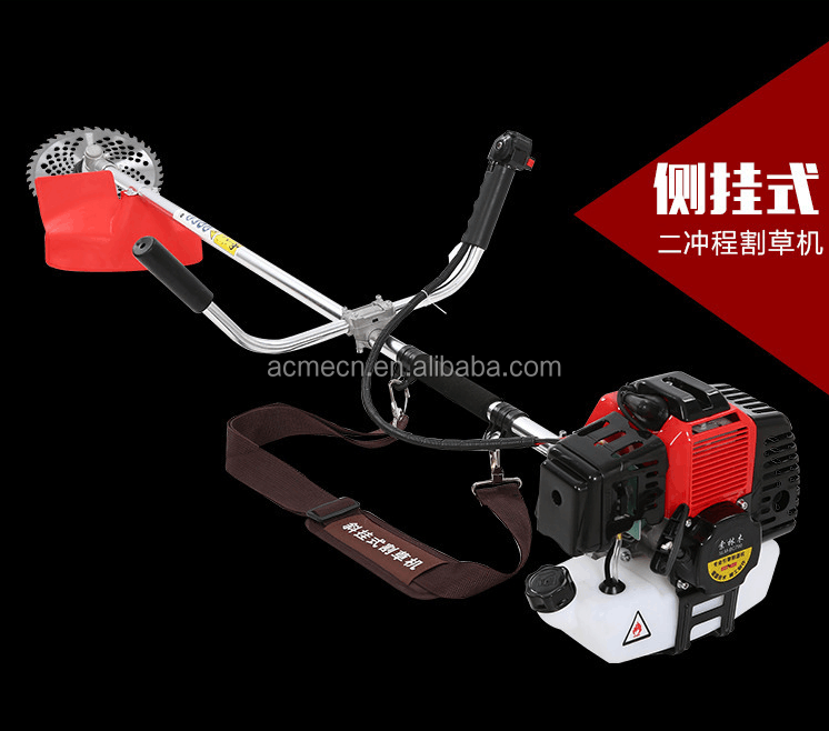 Low price mini sugar cane harvester with stainless steel blade