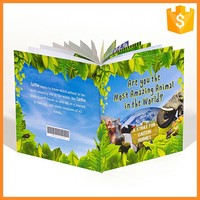 High Quality Custom Size Colorful Printing Hardcover Children Books