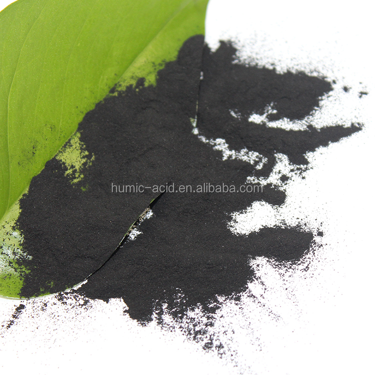 Humate Fertilizer Potassium Humate Powder for Sale