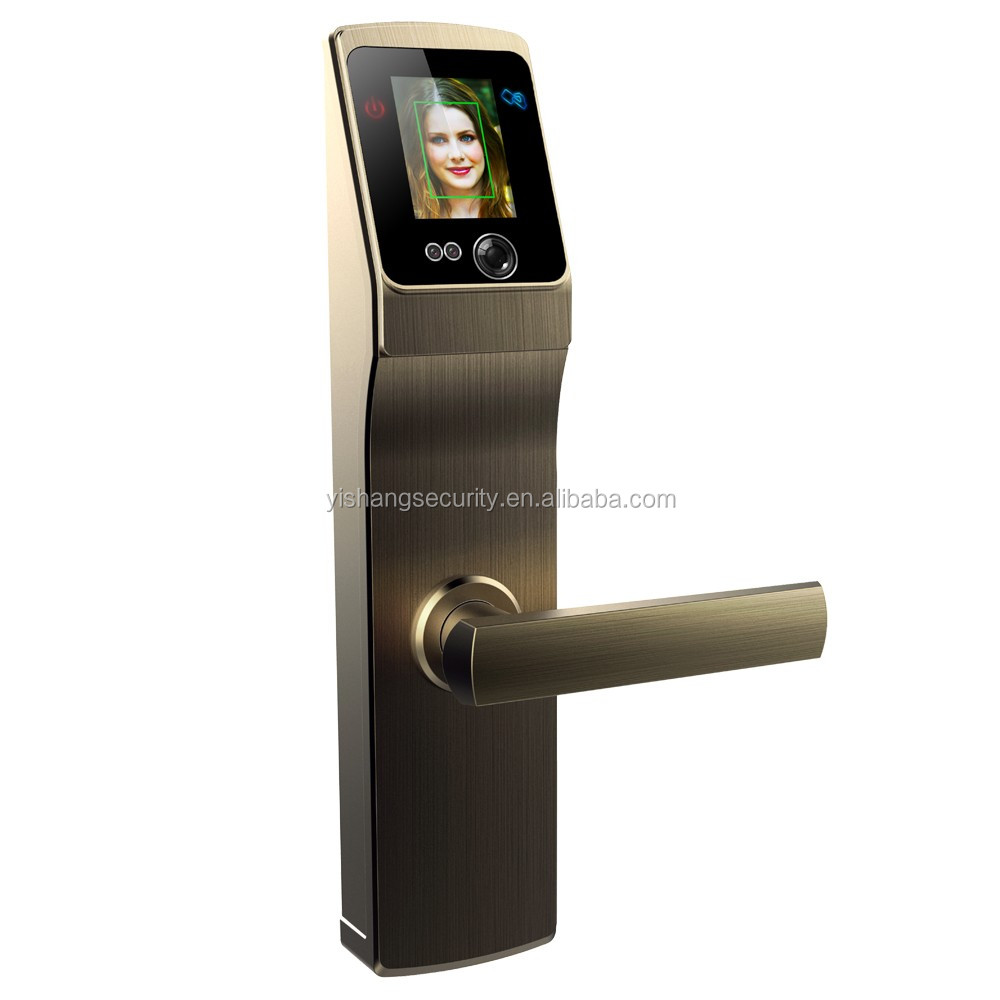 The World S First Smart Face Recognition Facial Door Lock