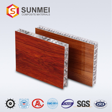 Professional Custom Dimension Fireproof and PVDF, PE Coated Aluminium Honeycomb Panel For Building, Decoration, Cladding