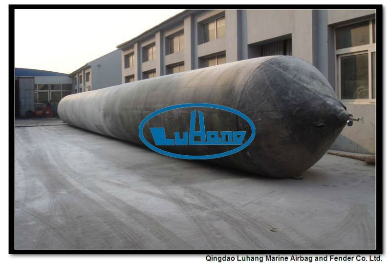 Marine Rubber Airbag for Ship Launching and Pulling
