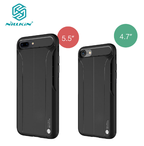 Nillkin Amp TPU Case With Inner Sheet For Iphone 7 7Plus Cover 4.7 & 5.5 Phone Loudspeaker Function Case for iphone7 7 Plus case