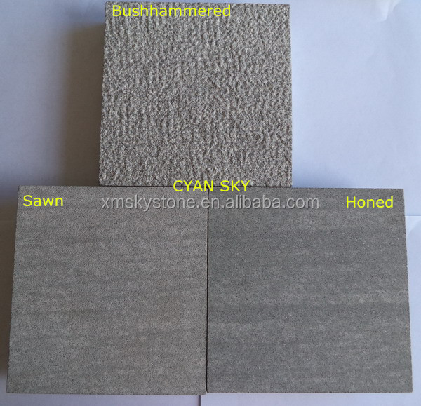 cyan sky grey cheap sandstone slabs for sale