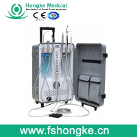 China portable dental chair unit manufacture in foshan ,dental treatment unit
