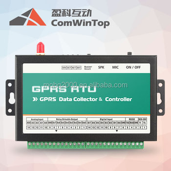 Web Cloud Server To Record Gsm Gprs Data Logger,Gsm Remote Module ...