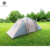 Dropship DS-CT1013 Cheap Factory Price large family two living rooms tunnel waterproof outdoor camping windproof tent