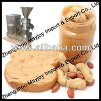 Stable working peanut butter colloid mill/automatic peanut paste production line for sale