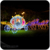 TOPREXDECOR Christmas outdoor theme amusement park decorations luces led decorativas