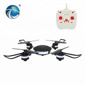 3D flip smooth flight 2.4G ufo rc flycam drone with bright light