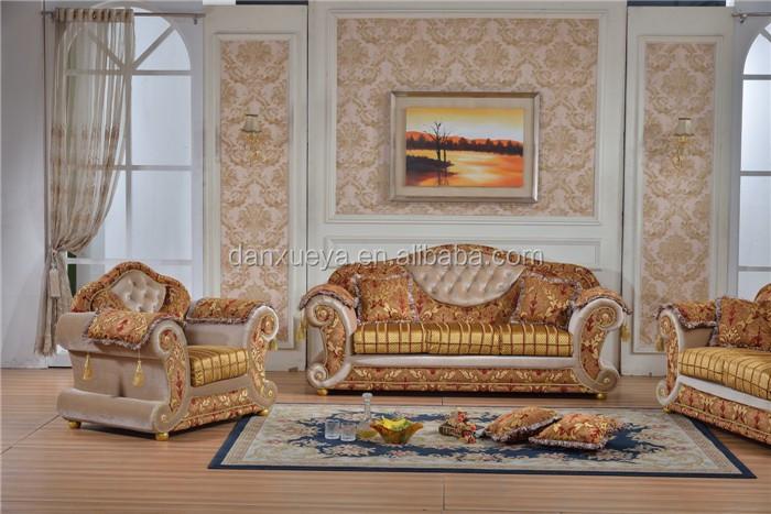 High Quality Danxueya Arabian Style Furniture /middle East Sofa /arabic Sofa Design3002# Part 30