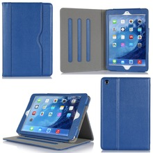 Waterproof And Shockproof Relief Pattern PU Leather Tablet Case For ipad mini 2