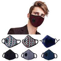 anti pollution half face mouth mask respirator