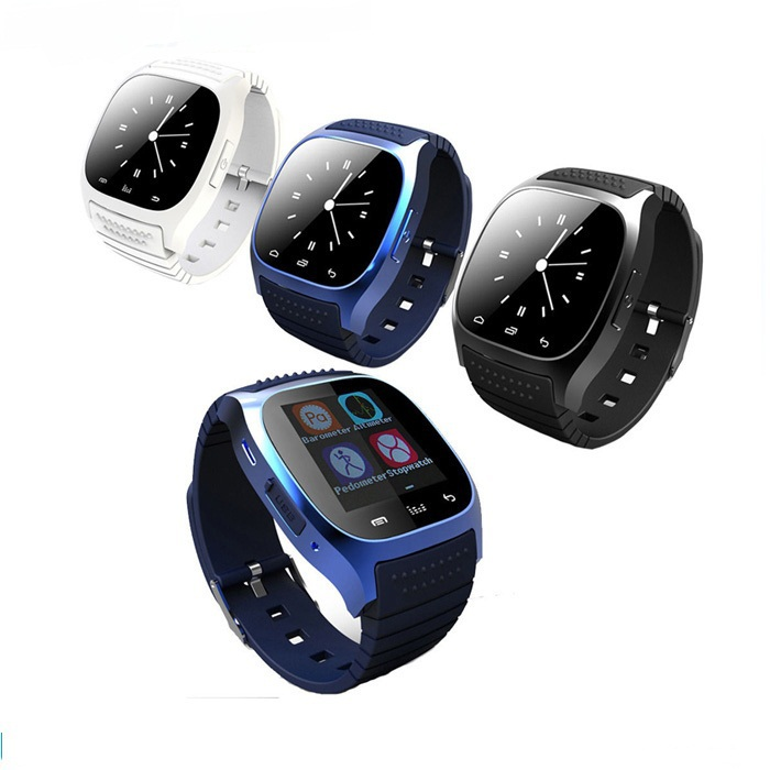2015 New Bluetooth watch Smart M26 SmartWatch IOS For iPhone 4/4S/5/5S Samsung S4/Note 3 HTC Android Phone Smart Watch Android
