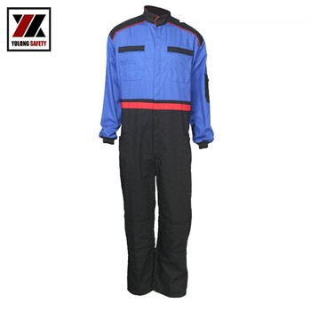 Two Tone Cotton Nylon Arc Flash Protective Clothing in Electroplate