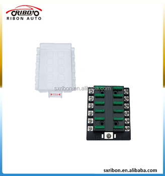 thermo fuse carrier in 12pcs medium fuse box buy thermo fuse rh alibaba com carrier reefer fuse box location troop carrier fuse box