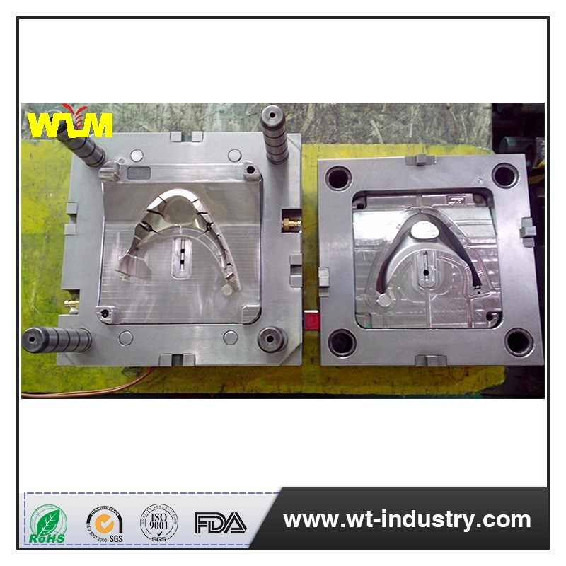 OEM manufacturing plastic injection mould factory for motor parts