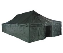 Large army tent for 40 persons