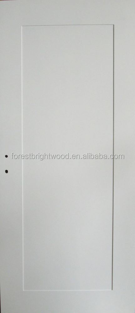 Right Hand Inward Opening Painted Laminated Doors