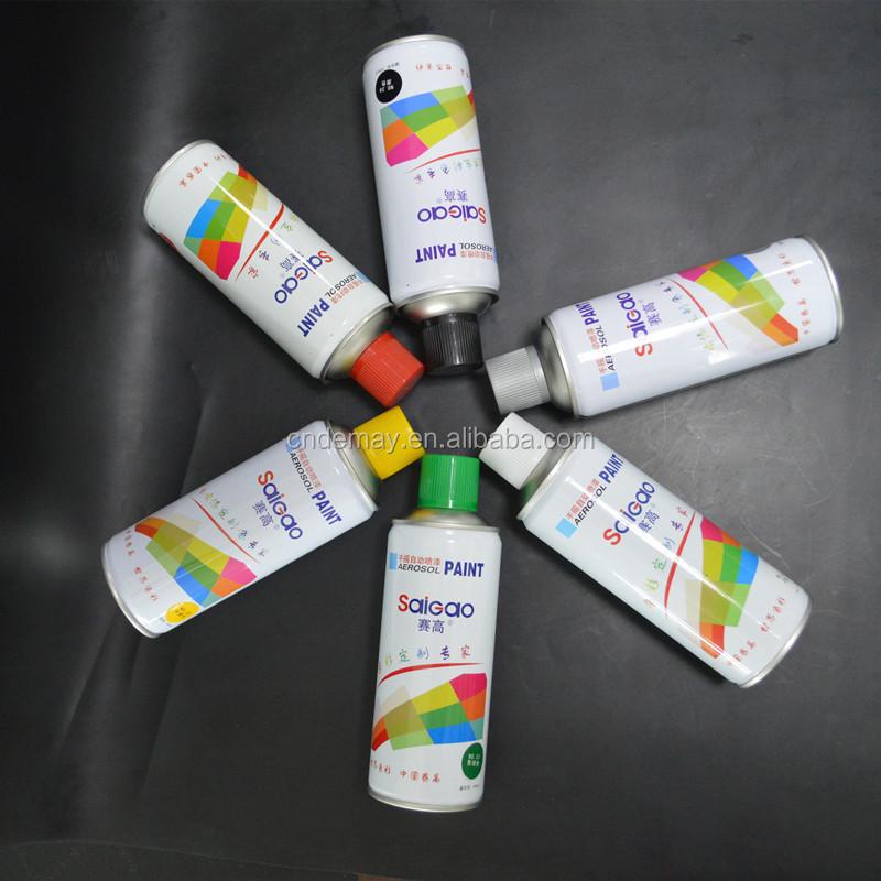 Saigao Fast Dry Acrylic Aerosol Spray Paint White Color Wholesale For Kenya  Market - Buy Aerosol Spray Paint,Spray Paint White Color,Spray Paint