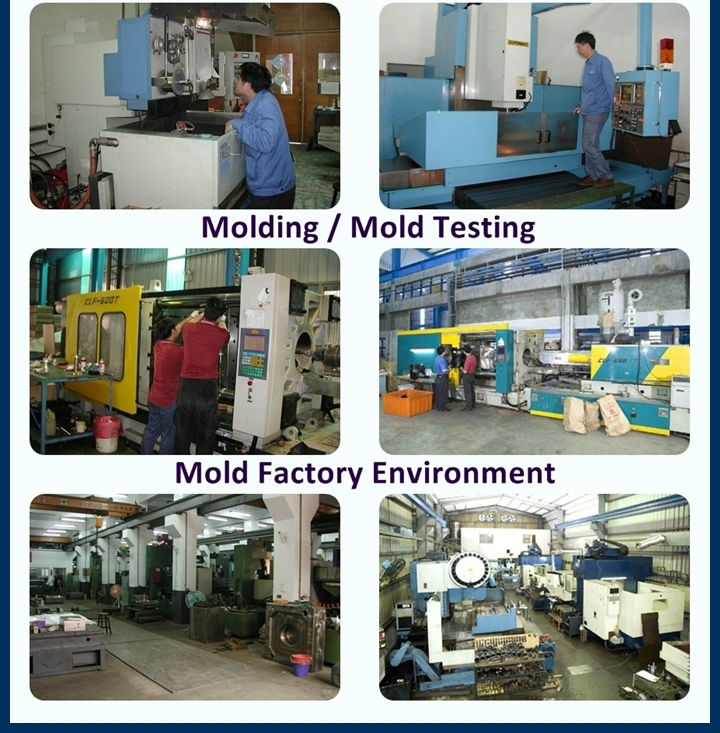 custom mass production for plastic injection moulding