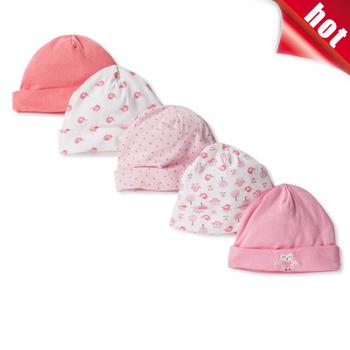 Baby Newborn Unisex Baby Boy Summer Hat Baby Cap Newborn ... ef42469c191