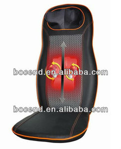 Multifunctional Kneaking Infrared Car Massage Cushion Seat With Heating BCD-485