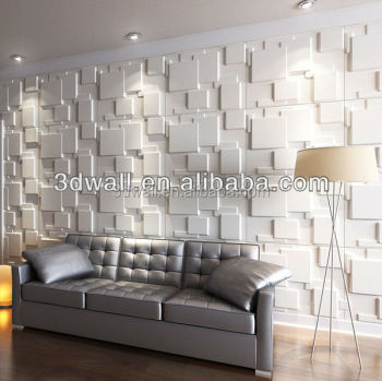 Making Pop Wall Designs Brick Panel