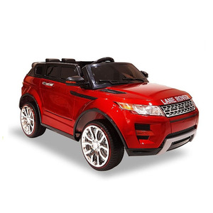 Fashion car electric kids four wheel mini electric kids car