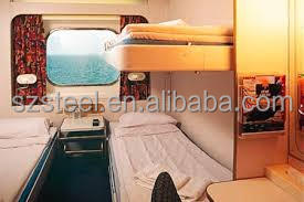 Ship Wall Mount Foldable Bed Mounted Pullman Single