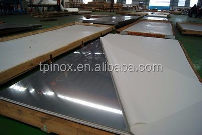 wuxi tp inox prime quality mirror polish 201 202 304 316 409 stainless steel sheet price