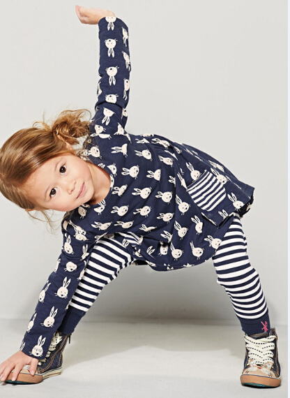 Kids Loose Fit Over Star Print boutique clothing