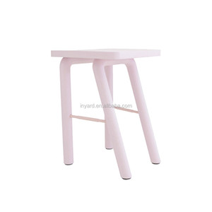 Nordic Style Inyard Design Puff Storage Queening Stool
